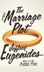 The Marriage Plot book cover